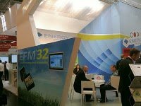 Energy Micro EFM32 Cortex-M3 at Embedded World