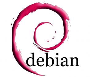 Debian Distro Logo